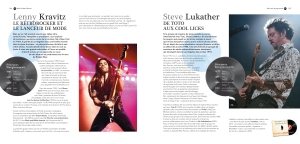 Rock Guitar Heroes, l'edition Francaise, inside spread 3